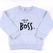 Sweatshirt - Living life like a boss