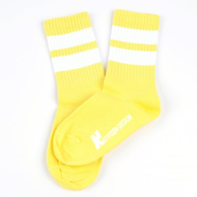 Socks - Yellow stripes